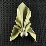 Folding the Fleur de Lis with Dinner Napkins
